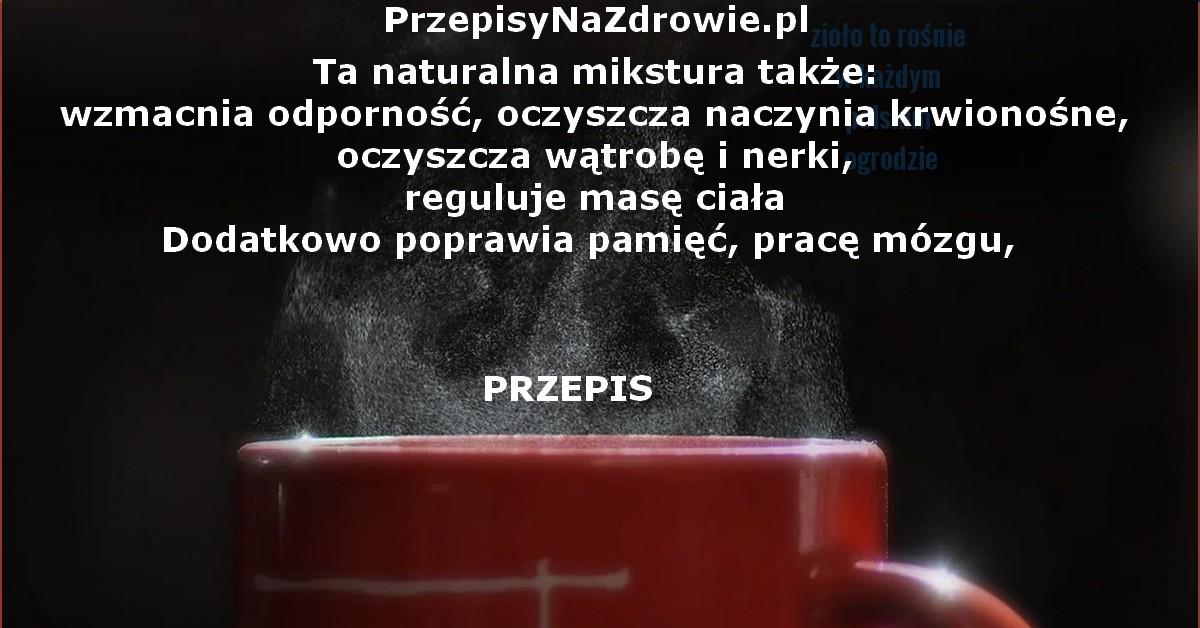 PRZEPISYNAZDROWIE..pl-na-odpornosc-oczyszczenie-watroby-odchudzanie-pamiec-przepis